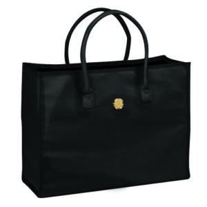 All-Purpose Tote Bag-Black